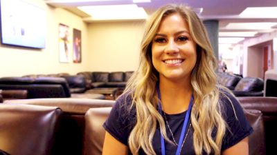 Shawn Johnson East Reflects On Gymnastics Career, Excited For New Opportunities