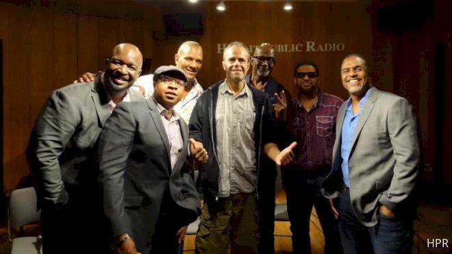 Behind The Scenes at NPR With Take 6