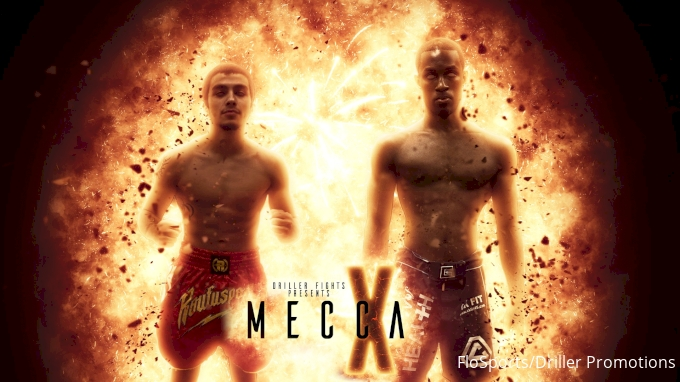 picture of Mecca X  Live MMA &  Thai Boxing at Canterbury Park