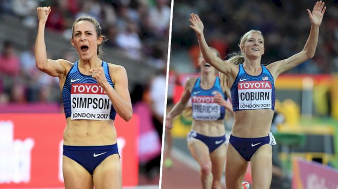 No Cool Downs For Jenny Simpson, Emma Coburn After 5th Avenue Mile