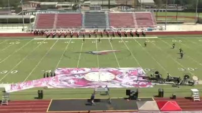 """Caney Creek High School """"Conroe TX"""" at 2021 USBands Madisonville Showcase"""
