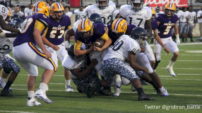 Byrd Closes Out Battle On The Border With 28-19 Victory Over Moss Point