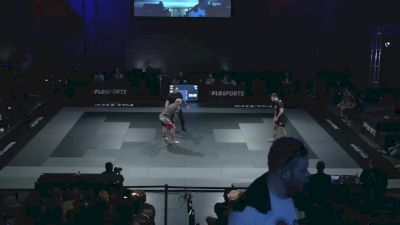 Dante Leon vs Jon Blank Who's Number One Championship
