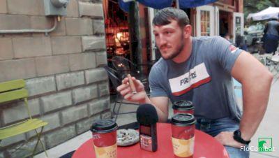 UFC's Adam Milstead Details Conversation That Brought Him Out Of Retirement