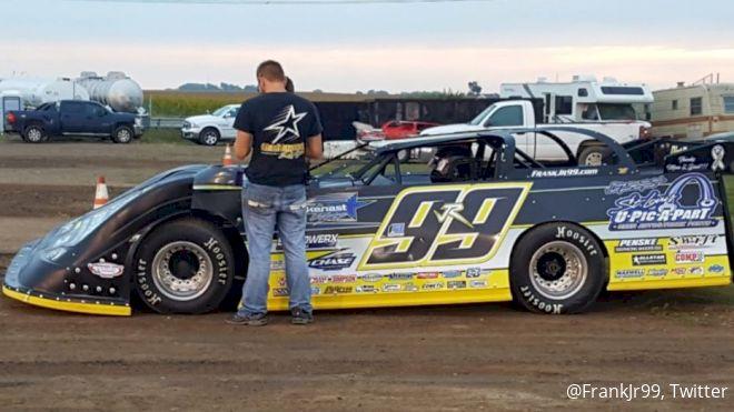 Locked In 002: Frank Heckenast Jr. Shares His Racing Insight