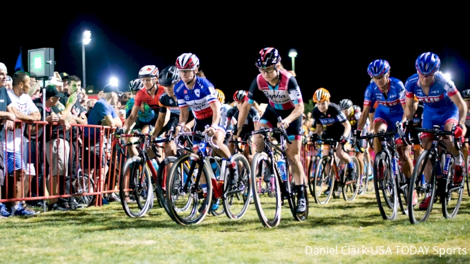CrossVegas Elite Women's Replay