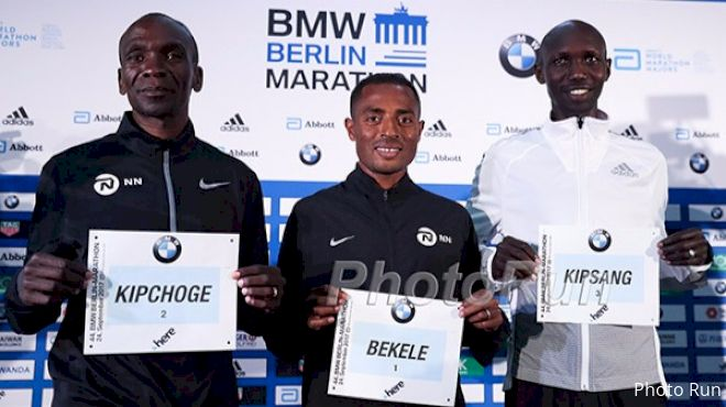 Kipchoge, Bekele Do Not Agree About Pace For World Record Attempt In Berlin