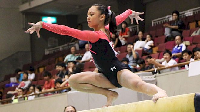 USA Set To Dominate Team Competitions At Jesolo