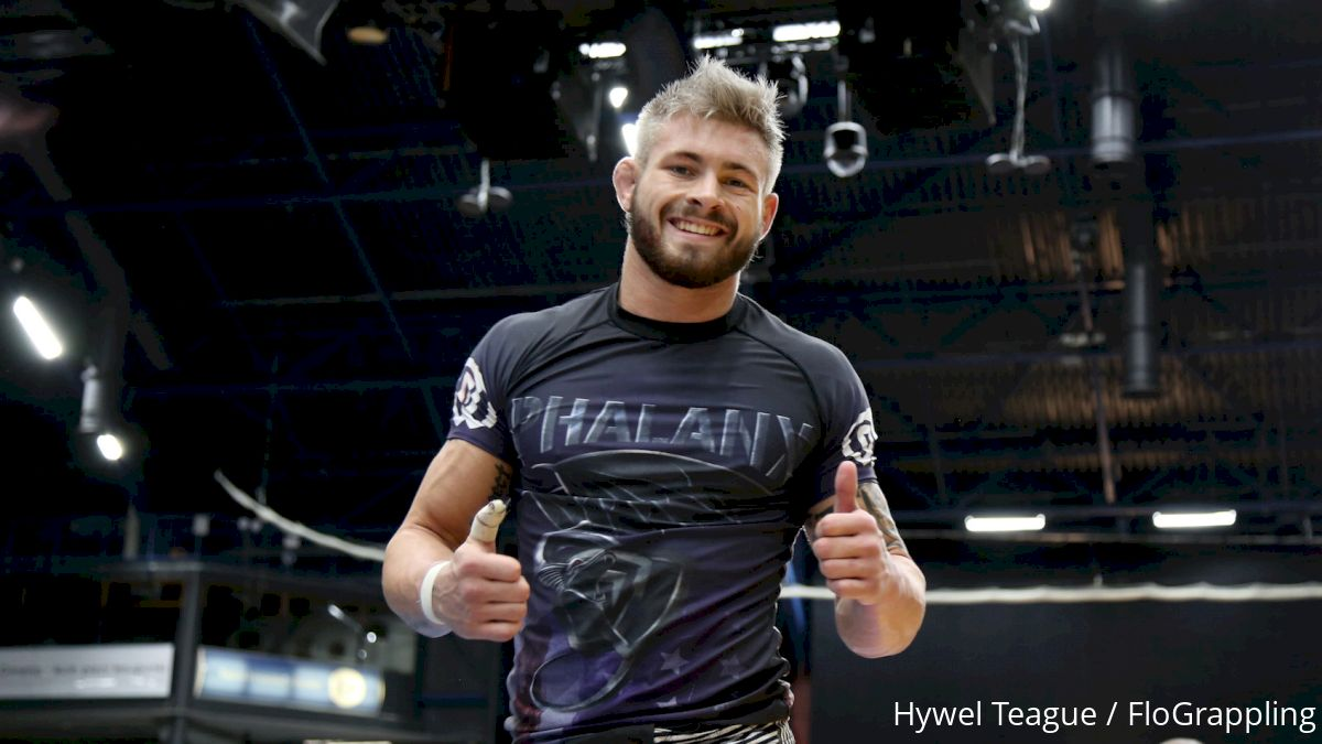 Gordon Ryan Sends Message To The Haters, Next Target: Win Everything In Gi