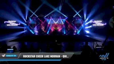 Rockstar Cheer Lake Norman - Quiet Riot [2021 L1 Junior - Small Day 2] 2021 Spirit Sports: Battle at the Beach