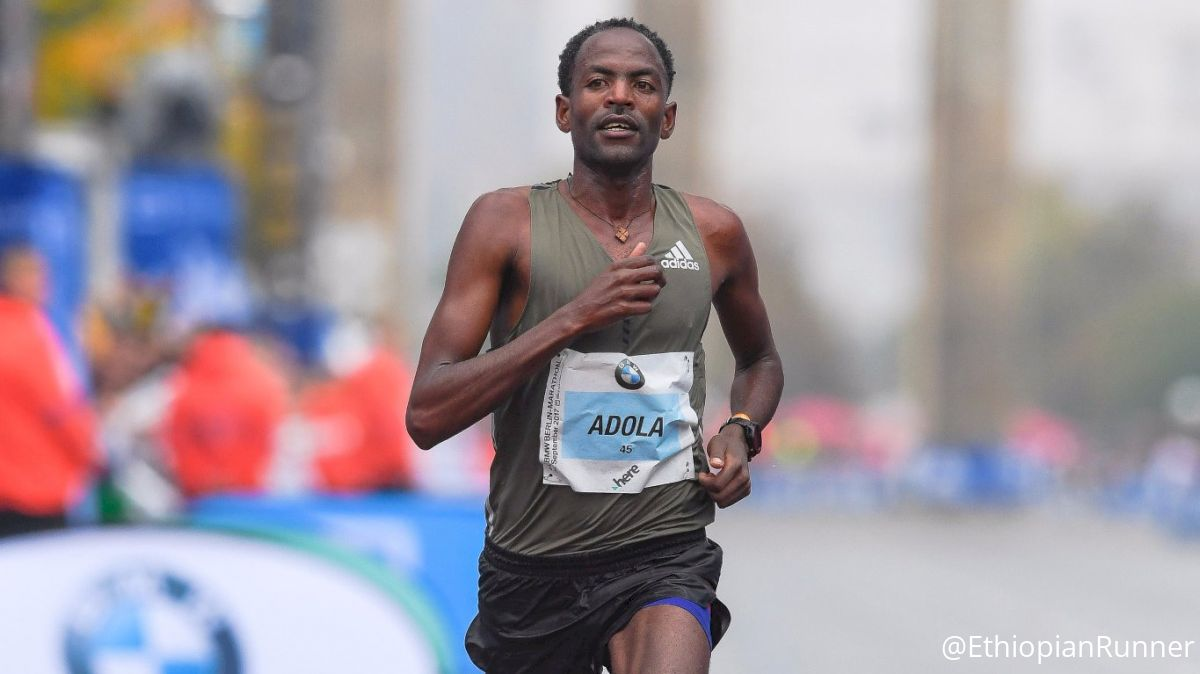 The Story Of The Only Man Bold Enough To Gap Kipchoge In Berlin