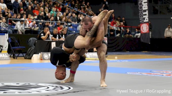 Xande Ribeiro Breaks Down His ADCC Armbar
