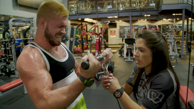 Gordon Ryan Extended Workout