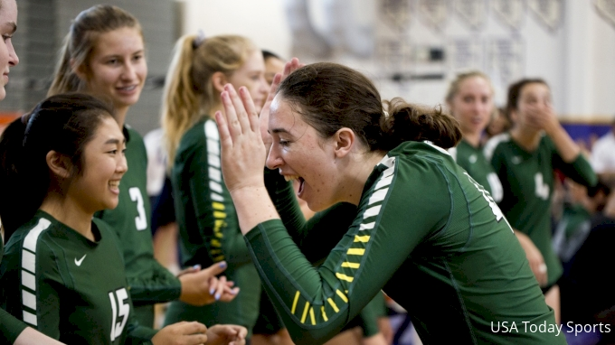 picture of 2017 CIF SoCal Open Regional Girls Volleyball Championship