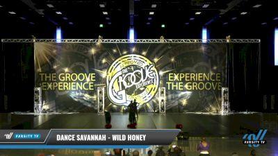 Dance Savannah - Wild Honey [2021 Youth - Variety Day 2] 2021 Groove Dance Nationals