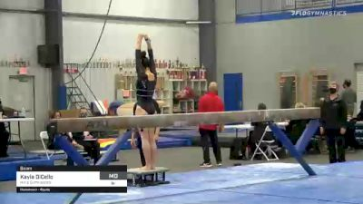 Kayla DiCello - Beam, Hill's Gymnastics - 2021 American Classic and Hopes Classic