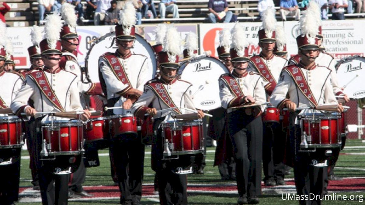 Looking Back: When UMass Showed Up With No Drums At The CMBF