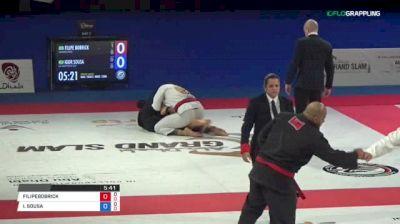 FILIPEBOBRICK vs IGOR SOUSA Abu Dhabi Grand Slam Abu Dhabi