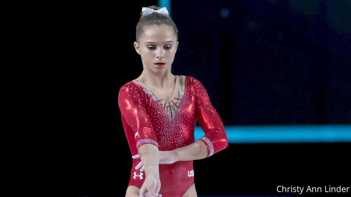 Ragan Smith Injured, Out Of AA Final At 2017 Gymnastics World Championships