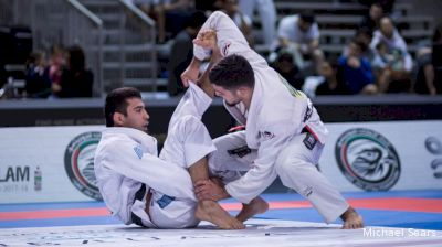 Renato Canuto vs Francisco Iturralde Abu Dhabi Grand Slam Los Angeles