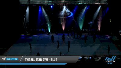 The All Star Gym - Blue [2021 L2 Junior - Small - B Day 1] 2021 The U.S. Finals: Pensacola
