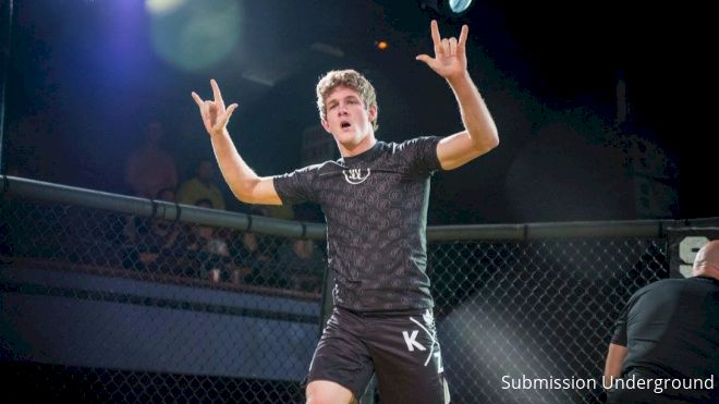 Jake Watson's Vlog Goes Behind The Scenes Of Submission Underground 5