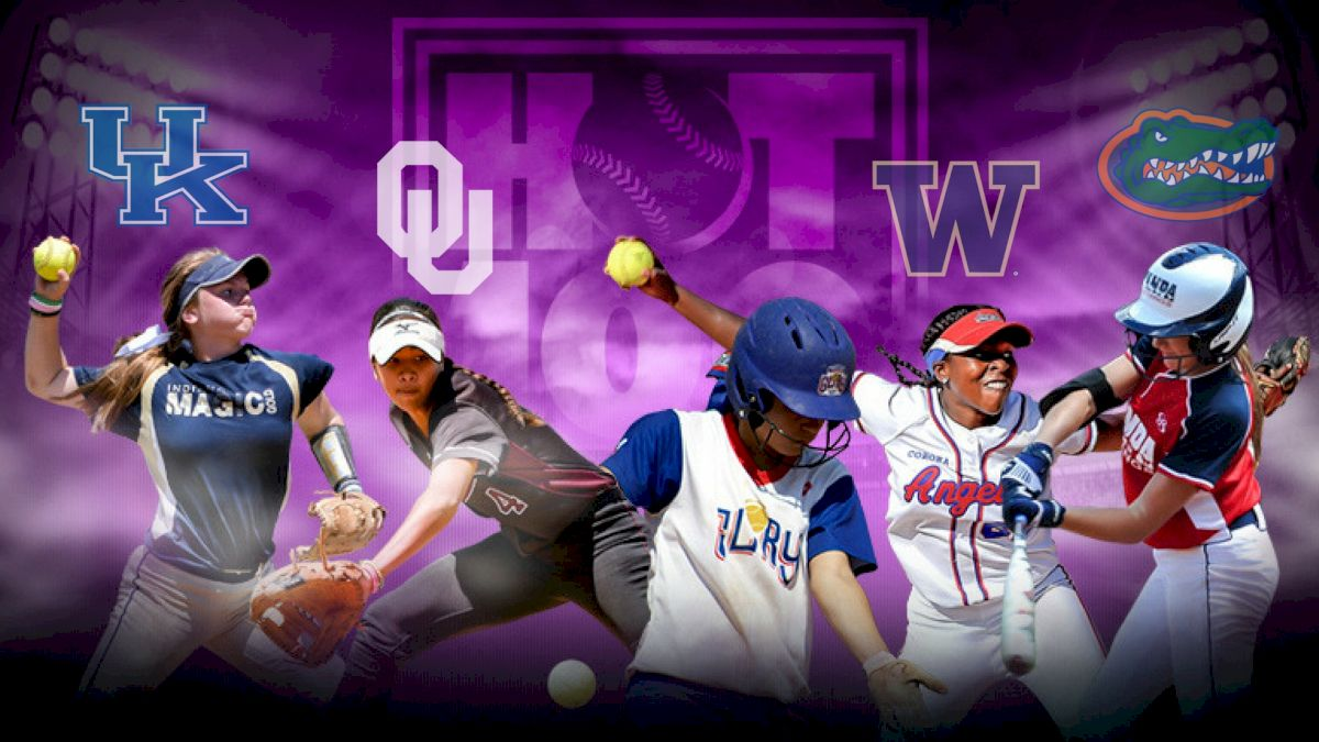 Top College Players 2020.Top 2020 College Softball Recruiting Classes