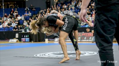 Behind The Dirt: Bianca Basilio's Pick To Headlock Takedown From ADCC