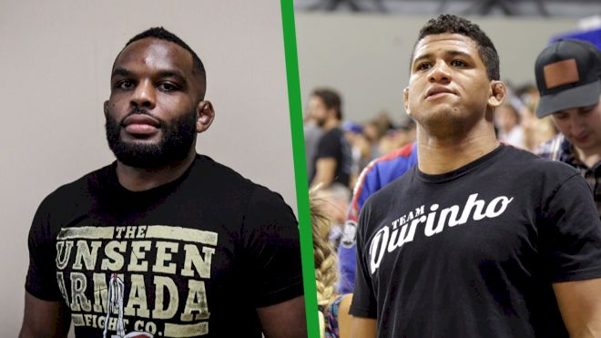 DJ Jackson vs. Durinho Signed For No-Gi Sub-Only Title Showdown