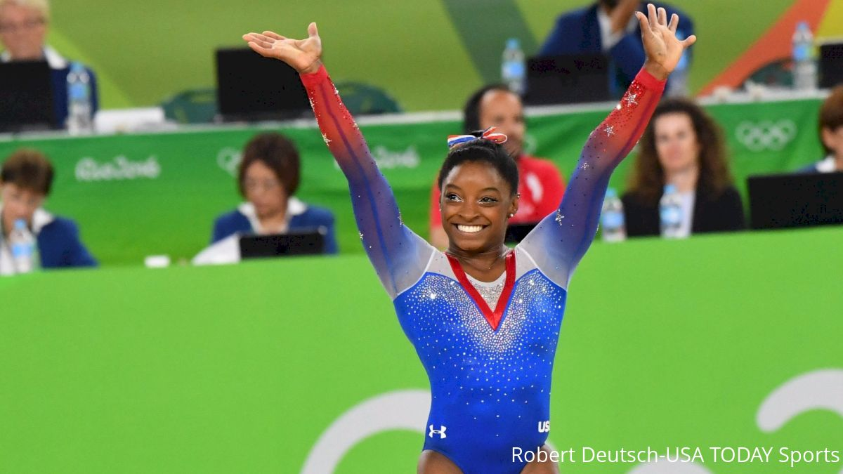 Simone Biles Ready To Dominate 2019 Debut At Stuttgart World Cup