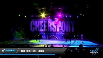 ACX Twisters - Reign [2021 L2 Senior - Small Day 1] 2021 CHEERSPORT National Cheerleading Championship