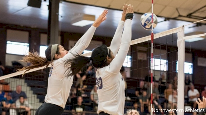 picture of Northwestern at Maryland | 2017 NCAA Women's Volleyball