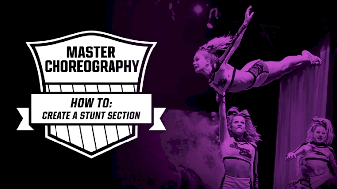 Master Choreography: Stunt Section