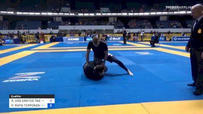 RENATO DOS SANTOS TAGLIARI vs PERTTU TAPIO TEPPONEN 2019 World IBJJF Jiu-Jitsu No-Gi Championship