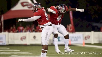 Western Kentucky Put On A Show On Homecoming In Bowling Green