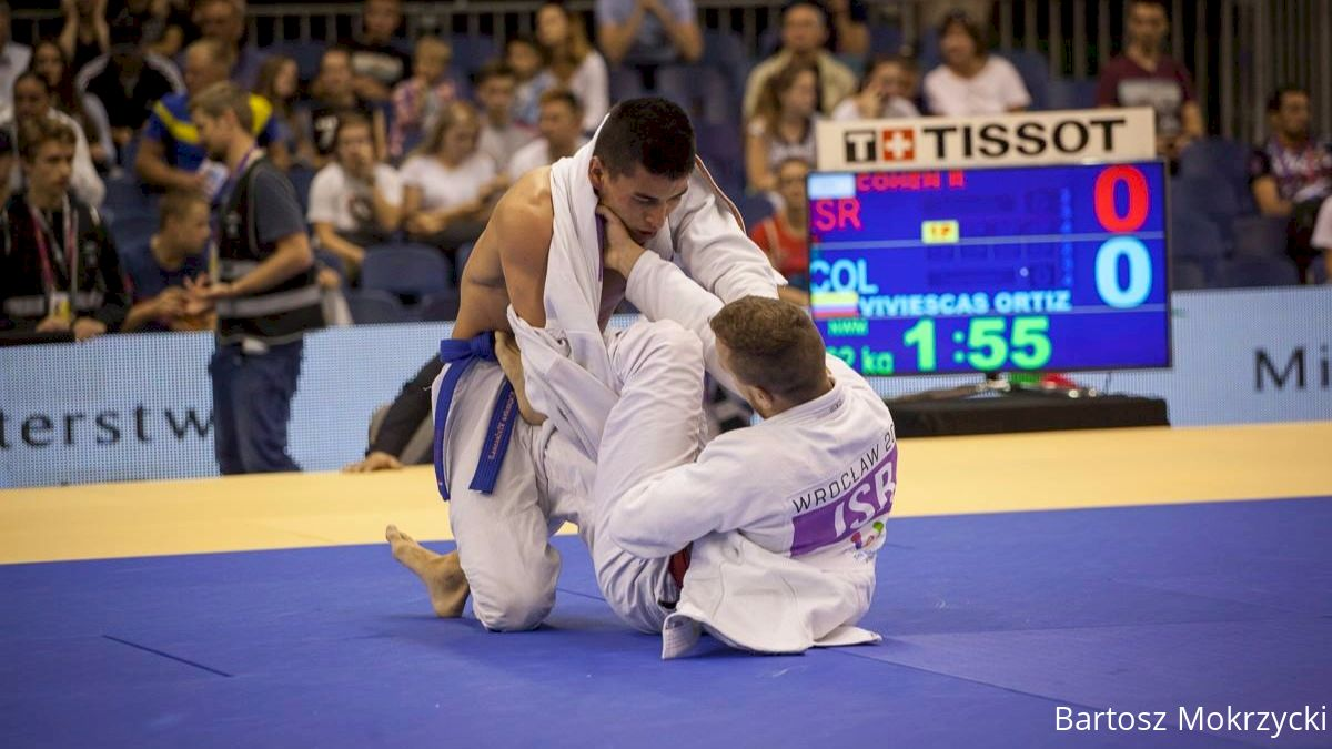 CONFIRMED: Order Given To Submit Jiu-Jitsu As An Olympic Sport
