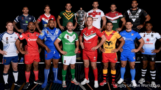 picture of Rugby League World Cup