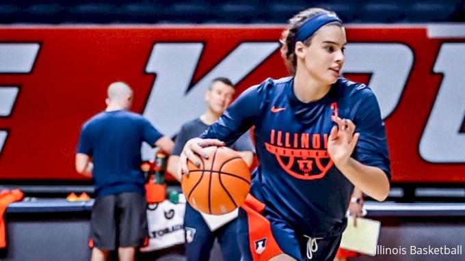 picture of Virginia Tech at Illinois | 2017 NCAA Women's Basketball