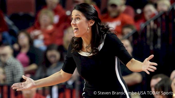 picture of SIU-Edwardsville at Nebraska | 2017 NCAA Women's Basketball