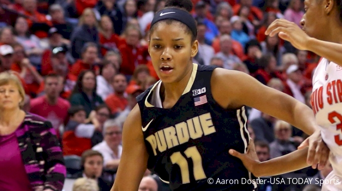 picture of St. Francis at Purdue | 2017 NCAA Women's Basketball