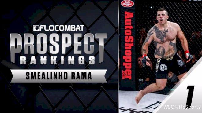FloCombat Rankings - Light Heavyweight - November 2017