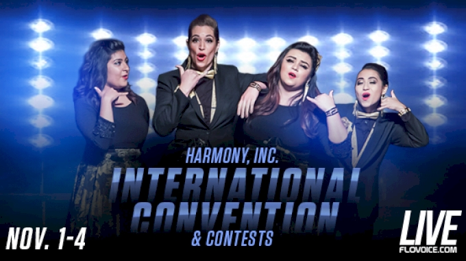 picture of 2017 Harmony Inc. International Convention & Contests