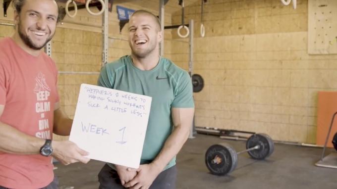 Jacob Heppner's 8 Weeks To Fitness