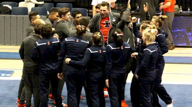 NCAA: Nebraska, Georgia, Stanford, & Illinois At Elevate The Stage