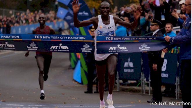 Geoffrey Kamworor Wins Tactical NYC Marathon
