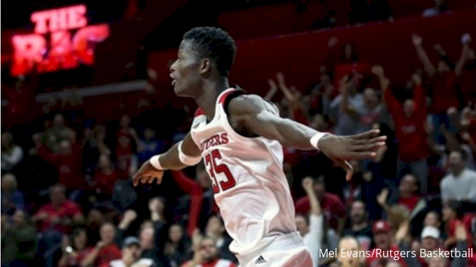 picture of City College of New York at Rutgers | 2017 NCAA Men's Basketball