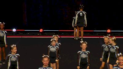 Oxford Cheer - Reefs [2019 L1 Small Youth Finals] 2019 The D2 Summit