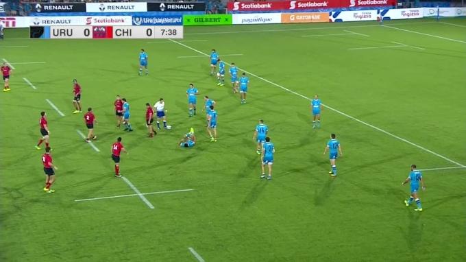 2019 ARC Round 2: Uruguay vs Chile