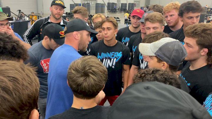 Iowa Celebrates Its First Junior National Duals Team Title Since 2005