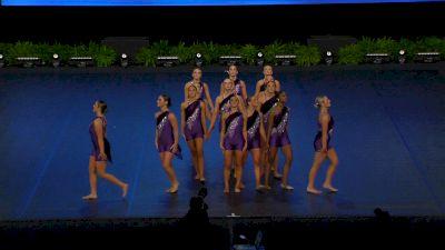 St Thomas More Catholic School [2021 Large Varsity Jazz Semis] 2021 UDA National Dance Team Championship